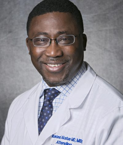 Richmond Akatue, M.D., MSCI, FACP