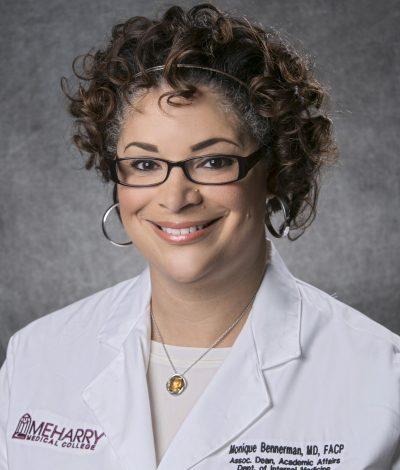 Monique Forskin-Bennerman, M.D., F.A.C.P.