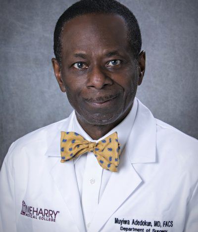 Muyiwa Adedokun, M.D., FACS