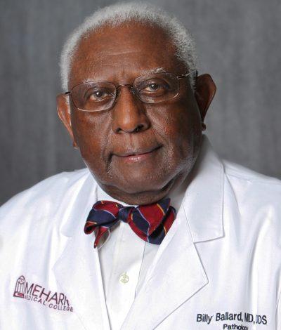Billy Ballard, D.D.S, M.D.