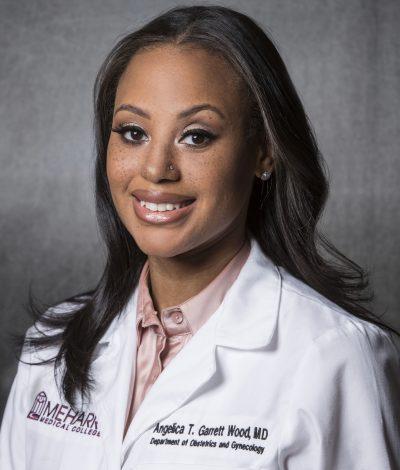 Angelica Garrett Wood, M.D.